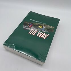 The Way The Illustrated Edition Of The Living Bible Softcover Brand New Sealed