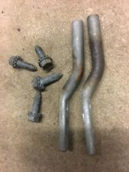 Jeep Wrangler Yj 87-95 Used Door Limiting Strap Pins 050