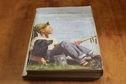 Vintage Sears, Roebuck And Company Spring Summer 1953 Catalog 1,314 Pages Chicago