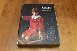 Vintage Sears, Roebuck And Company Fall Winter 1965 Catalog 1,045 Pages Chicago