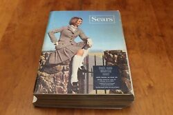 Vintage Sears, Roebuck And Company Fall Winter 1967 Catalog 1,684 Pages Chicago