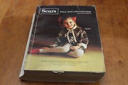 Vintage Sears, Roebuck And Company Fall Winter 1968 Catalog 1,680 Pages Dallas