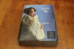 Vintage Sears, Roebuck And Company Fall Winter 1969 Catalog Chicago In Sleeve