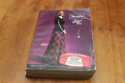 Vintage Sears, Roebuck And Company Fall Winter 1972 Catalog 1,618 Pages Seattle