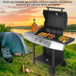 Hot Pot Bbq Frying Machine Grilling Tools For Home Restaurant Lpg Gas Barbecue