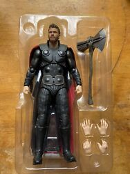 Sh Figuarts Infinity War Thor Authentic Complete