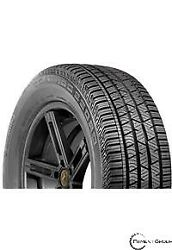 1 New Continental Conticrosscontact Lx Sport 255/45r20 101/h Tire 255 45 20