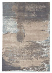 Jaipur Living Ionian Abstract Gray/ Blue Area Rug 9and039x12and0396