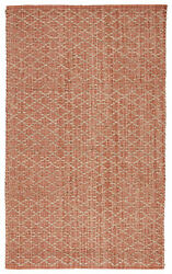 Jaipur Living Cecil Natural Trellis Pink/ Beige Area Rug 7and0396x9and0396