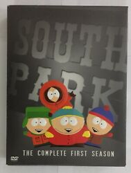 South Park Seasons One,two,five And Six Dvd Lot. All Complete Mint.season 6 Sealed