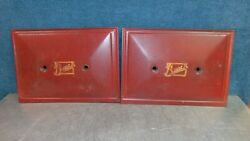 1924 1925 1926 1927 Buick Engine Side Covers Wall Art Man Cave Decoration