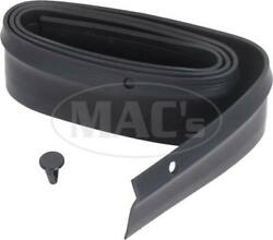 Radiator Support To Hood Seal - Installation Holes Punched 42-39538-1