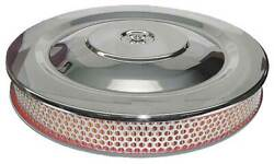 Air Cleaner Assembly - Round - 14 Diameter - 390/410/427/428 V8 - Ford/mercury