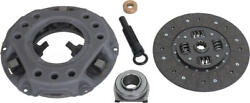 1962-69 Ford And Mercury Clutch Assembly Kit 8.5 For 144 170 And 200 Engines