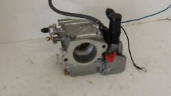 2003 2004 Yamaha 90 Hp 2 Cycle Middle Carburetor And Primer 6h1-14302-30-00