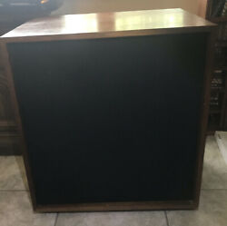 Altec 846 B Vintage Working Stereo Speakers System Paired