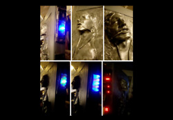 Star Wars 1 Prop Life-size-han-solo-in-carbonite Real Look Not Bad Doubleganger