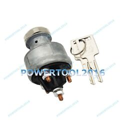 Ignition Switch And Keys For Bobcat Mini Track Loaders Mt50 Mt52 Mt55