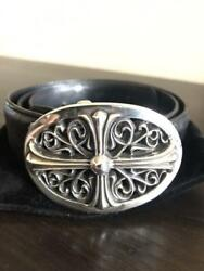 Chrome Hearts Buckle And Belt