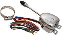 Turn Signal Switch - 12 Volt Negative Ground - Ford And Mercury 32-21114-1