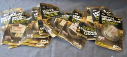 Large Lot Of Spill Saver Service Reminder Window Stickers 50+
