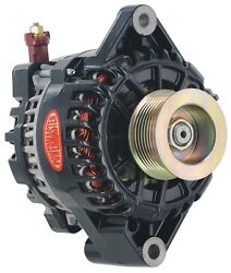 Powermaster 58304 Alternator Ford 6g 155 Amp 8 Groove Pulley Small Frame Straigh