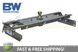 Bandw Turnoverball Gooseneck Hitch Ball For 2017-2021 F250 F350 F-450 Super Duty