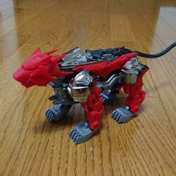 Zoids Des Cat Assembled Plastic Model Tomy From Japan