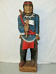 40 Cigar Pipe Store Indian Carved Wood Hunting The Mandalay Box Co Thailand