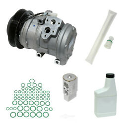 A/c Compressor And Component Kit-compressor Replacement Kit Fits 2000 Mazda Mpv