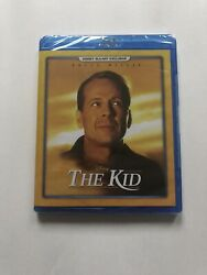 The Kid Blu-ray Disney Movie Club Exclusive Bruce Willis Brand New - In Hand