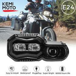 Led Projector Headlight Fit For Bmw F650gs F700gs F 800gs F 800r Adv E24