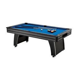 Fat Cat Tucson 7and039 Pool Table With Ball Return