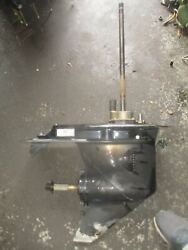 Mercury 115hp 2 Stroke Outboard Lower Unit With 20 Shaft