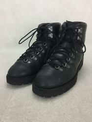 Danner Mountain Us8 Leather D7150 Ridge Black 8 Fashion Boots 953 From Japan
