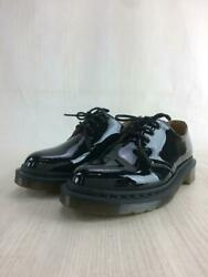 Dr.martens Boots 5 Enamel Black Size 5 Fashion Boots 140 From Japan