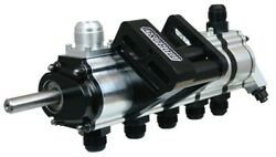 Moroso 22367 Tri-lobe Dry Sump Oil Pump For Circle Track T3 Series 5 Stage With