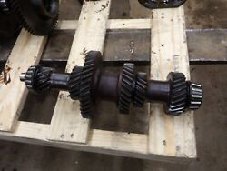 Ford 860 Tractor 5 Speed Transmission Upper Top Gear Shaft 600 800 Gears 5spd