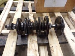 Ford 860 Tractor 5 Speed Transmission Upper Gears 600 800 Gears 5spd
