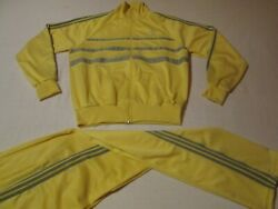 ⚡survetement Adidas First Made In England Large 186 D7/52 36 Vintage Dlg Ventex