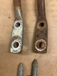 Jeep Wrangler Yj 87-95 Used Door Limiting Strap Pins 036