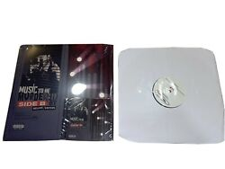 Eminem Music To Be Murdered By Side B Vinyl Limited Edition Pressing Autograph