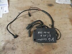 Johnson Evinrude Outboard V6 Powerpack Assy 583030 Cdi