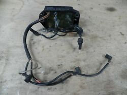 Johnson Evinrude Outboard V6 Powerpack Assy 583030 Cdi Good Used Part