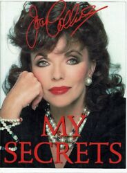 My Secrets By Collins Joan - Book - Hard Cover - Auto Biography/entertainment