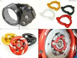 Ducati Diavel Ducabike Clear Clutch Cover, Spring Retainer, Pressure Springs Kit