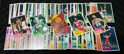 1981-82 Topps Basketball Nr.mint Complete Set 198 W/pack Bird And Magic Solo Rcs