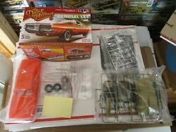 Open Mpc Dukes Of Hazzard General Lee And03969 Charger Snap 1/25 Scale Parts Only