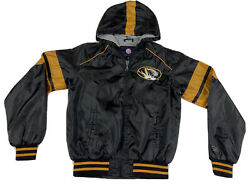 Vintage Missouri Tigers Spell Out Jacket Youth Medium Adult Small Rare