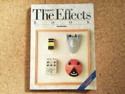 The Effects Book With Cd Guitar Technical Books Effector Introduction Near Mint